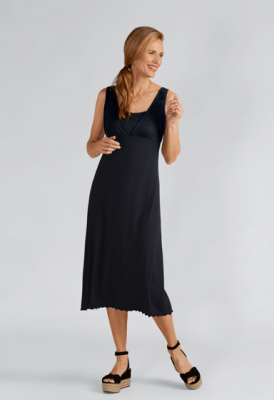 Amoena Jurk Midi Dress